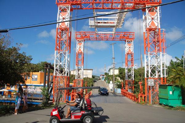 """The Bridge"", Dewey, Culebra"