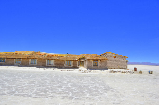 Mitten im Nirgendwo: Hotel de Sal