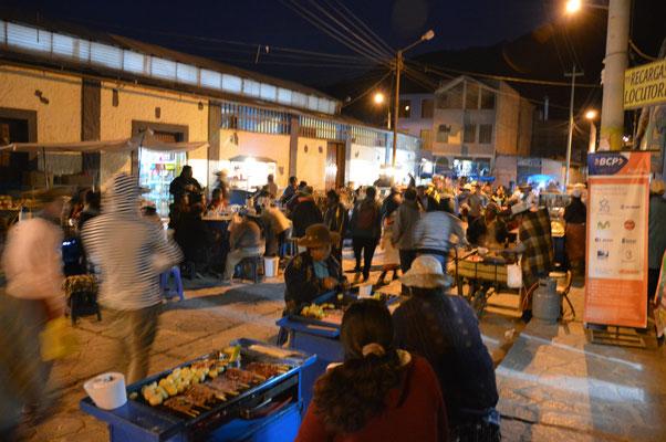 MERCADO DEL NOCHE, CHIVAY