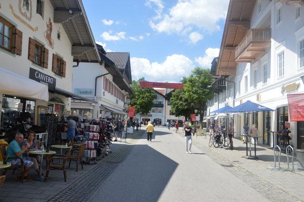 GAP = Garmisch Partenkirchen