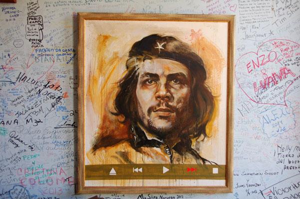 Immer noch überall gegenwärtig: Che Guevara