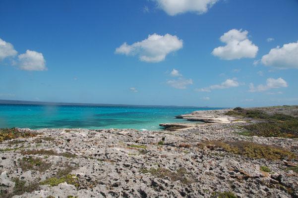 Westseite Isla Beata