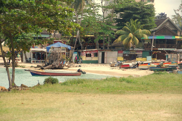 Fischerdorf Margaritaville nähe OCHO RIOS