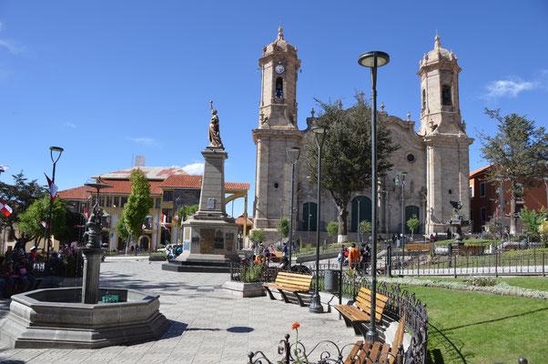 Plaza 10. de Noviembre