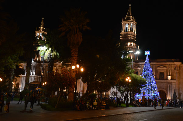 AREQUIPA AM ABEND