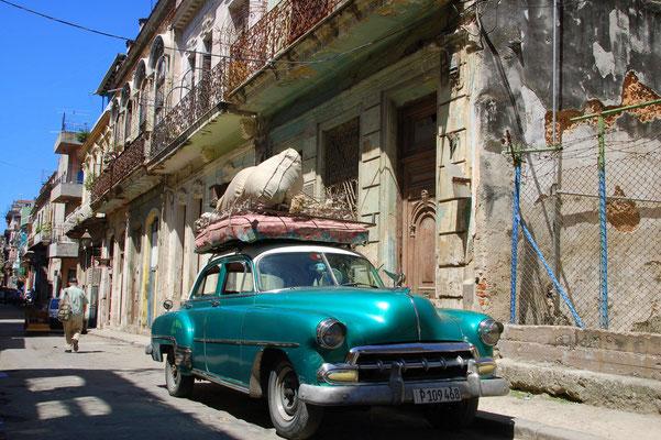 Umzug auf Cubanisch
