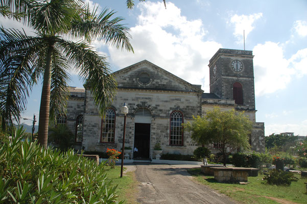 St.James Church in Montego Bay