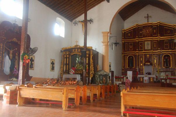 Jesus war dunkelhäutig. Ein farbiger !!!  Cristo Negro, Iglesia de San Felipe