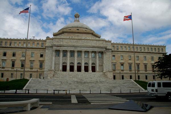 Capitol in San Juan