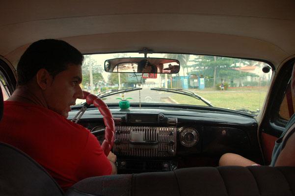 Baujahr 1946...der Fahrer ist jünger....