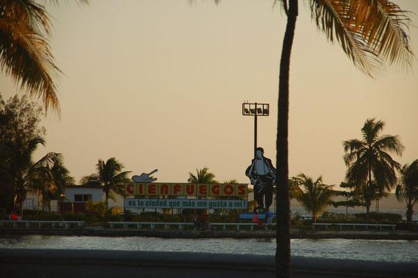 Die Stadt, welche mir am besten gefällt: Cienfuegos