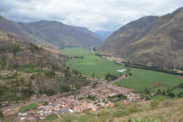VALLE SAGRADO DEL INKA, das heilige Tal der Inca
