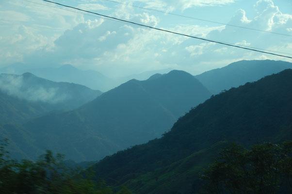 .....400km von Bogota´nach Medellin