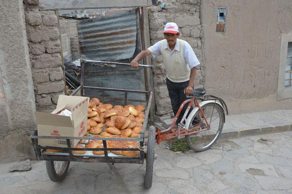 Frisches Brot gefällig ??