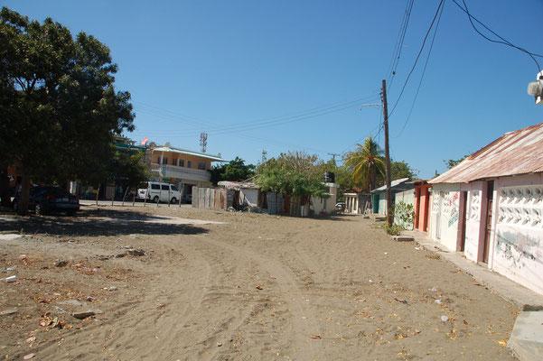 Hauptstrasse in Salina
