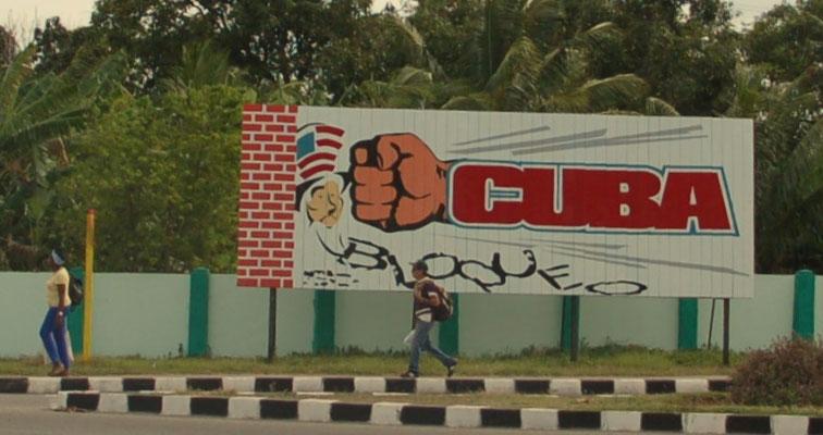 Ja, die Blockade..... gerade deswegen ist Cuba so interessant.
