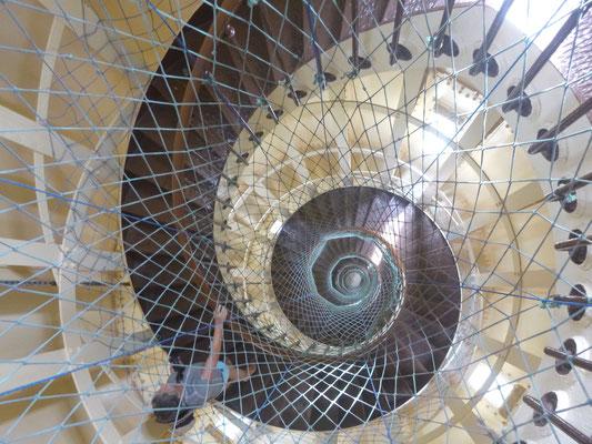 Treppenhaus Phare Amedee