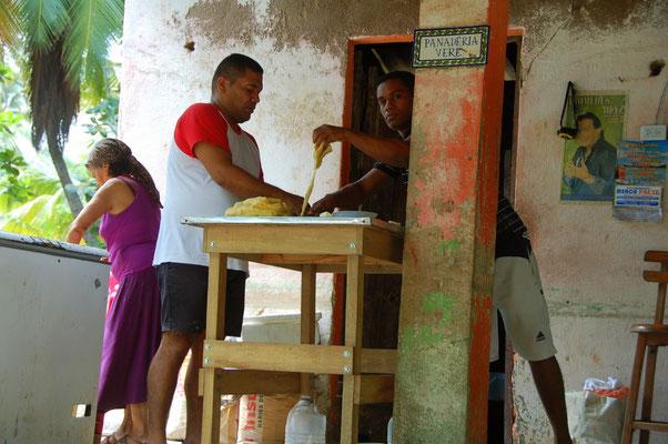 Sie backen auf Bestellung..... herzhafte und süsse Empanadas