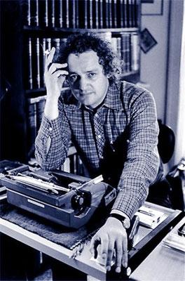 Egon Ammann in der Gründerzeit seines Verlages – Archiv Pedro Meier