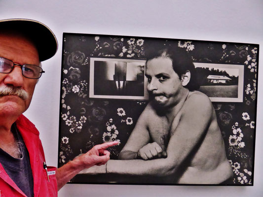 Pedro Meier PhotoArt –  trifft auf Urs Lüthi – Kunstmuseum Luzern / Museum of Art Lucerne« Switzerland – »Selfie-Art-Project« – Photo 2015 © Pedro Meier Multimedia Artist / ProLitteris – Niederbipp – Bangkok