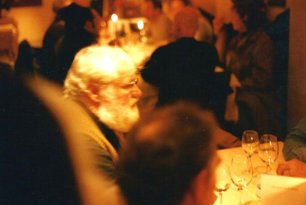 Pedro Meier – Werner Morlang (Robert Walser Mikrogramme Zürich) – Pedro Meier Kunsthaus Zofingen Solo-Ausstellung »Zwischenwelten« 1997. Lesung: Gerhard Meier (Suhrkamp - Zytglogge). Einführung: Peter Killer Konservator Kunstmuseum Olten