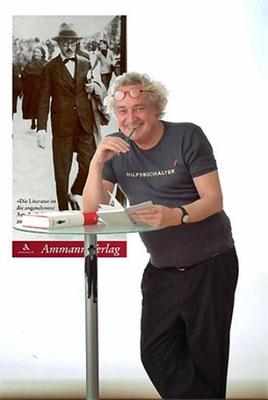 Egon Ammann – Archiv Pedro Meier