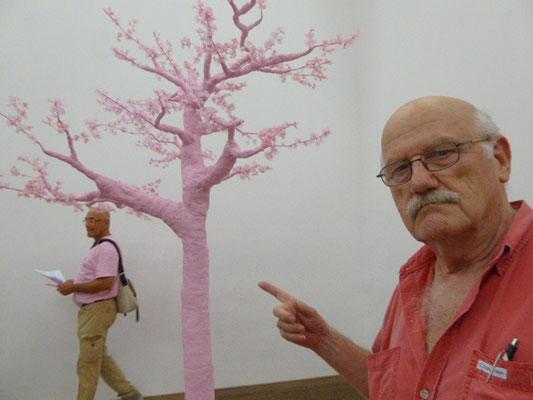 Pedro Meier PhotoArt – »THINK .... PINK« – Nici Jost – Kunsthalle Basel – »Selfie-Art-Project« – Photo 2016 © Pedro Meier Multimedia Artist / ProLitteris – Niederbipp – Bangkok