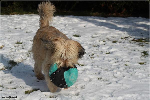 Ida und ihr Ball