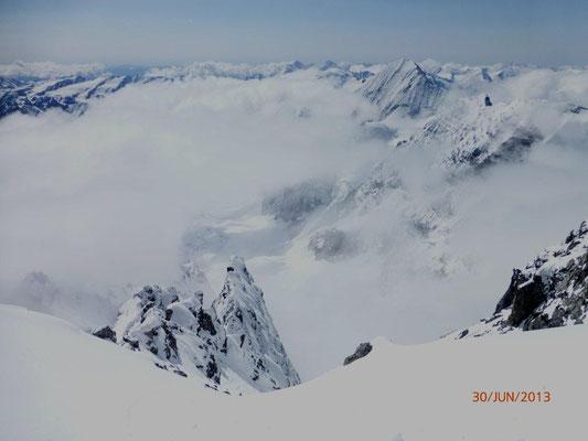 Blick zur Königsspitze