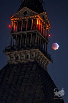 39 - L'eclissi totale di luna del 21 gennaio 2019