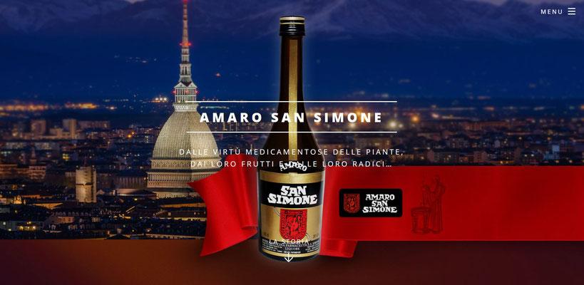 Homepage Amaro Sansimone