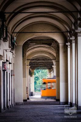 30 - Piazza Vittorio, la linea 16