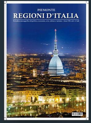 Copertina rivista Regioni di Italia