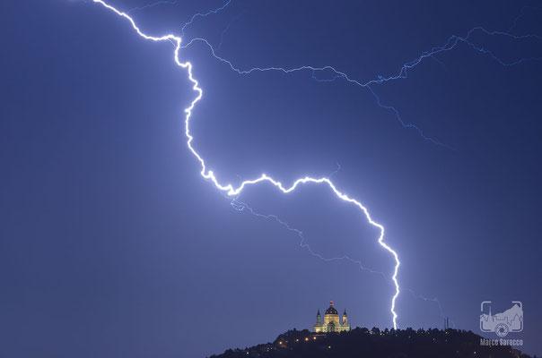 05 - Fulmini sulla collina di Superga