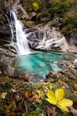 16 - La Cascata di Fondo (Valchiusella)