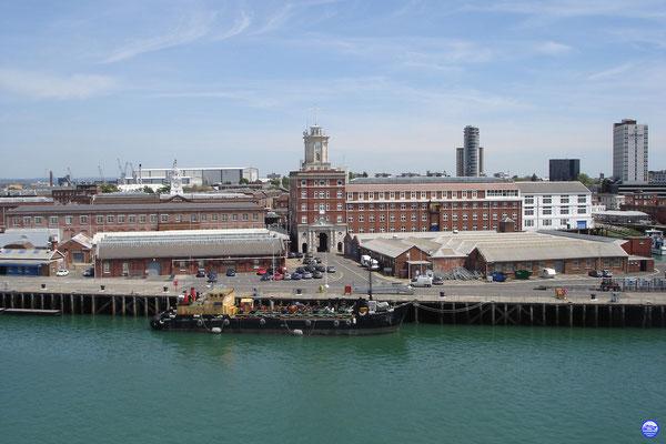 HMS Naval Base