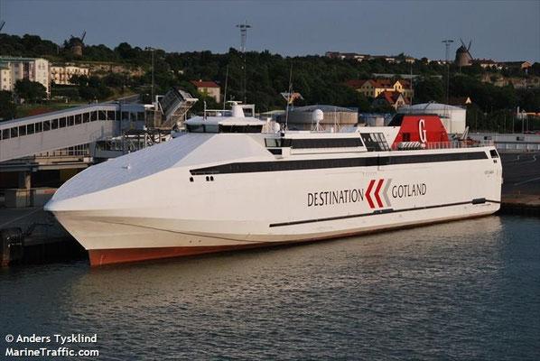 Gotlandia 1999 112,50m/15,70m/5632GT/35n/140vl/700p