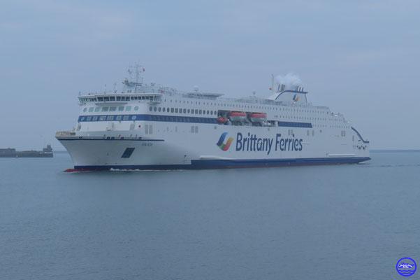 GALICIA - 2020 / Cherbourg-Portsmouth-Santander (© lebateaublog 2021)