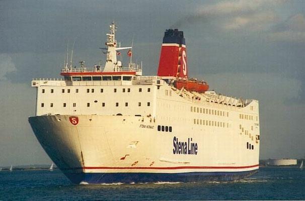 Stena Normandy (1996/Stena Line/Cherbourg(F)-Southampton(UK))