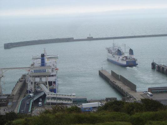 Seafrance Nord Pas-de-Calais (©lebateaublog2011)
