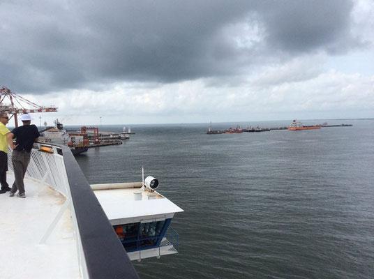 Silja Europa à Colombo