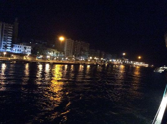 Silja Europa à Port Saïd