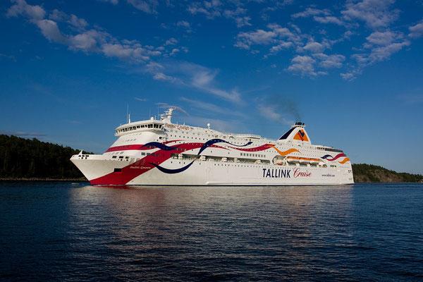 Baltic Queen (© lebateaublog-Dany C. 2011)