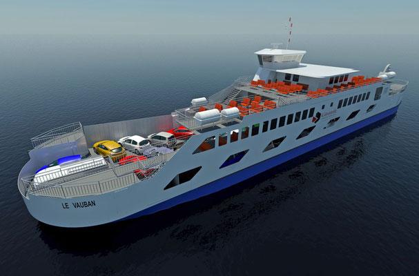 le futur bac Vauban prévu pour 2014
