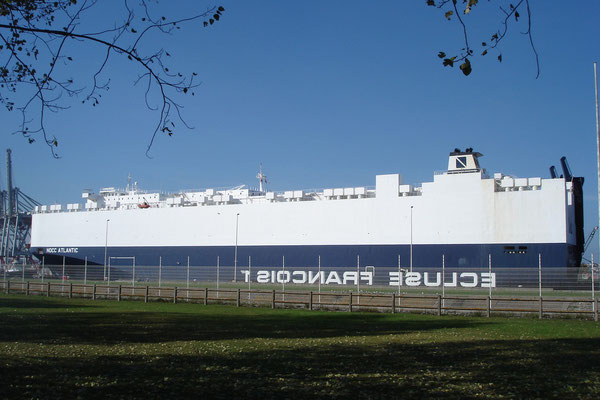 NOCC Atlantic au Havre (© lebateaublog 2011)