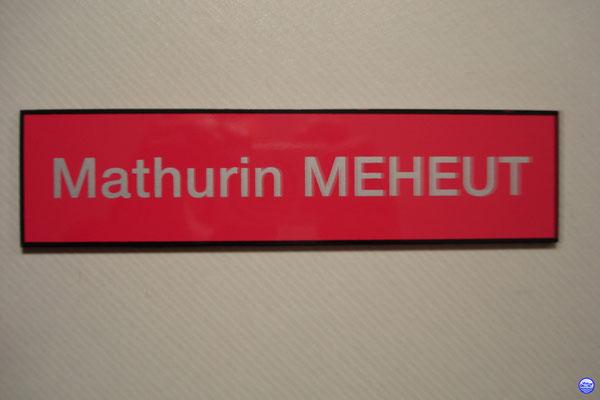 Bretagne Pont 6 - La cabine Mathurin Méheut. (© lebateaublog 2012)