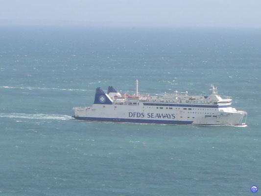 Deal Seaways  (© lebateaublog 2012)