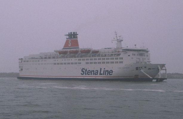 Stena Empereur (1996-1998/Stena Line/Calais(F)-Douvres(UK))