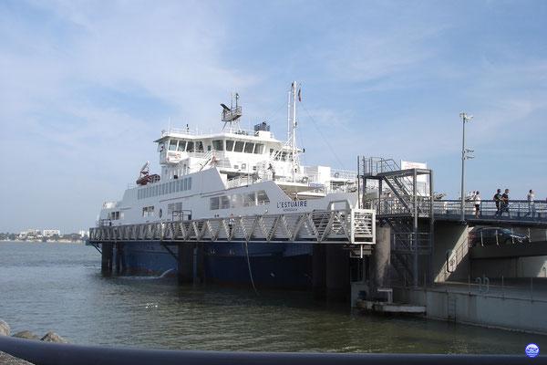 Embarcadère de Royan (© lebateaublog 2013)