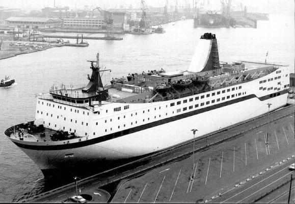 Prinsessan Birgitta (1982-1983/Stena Line/Frederikshavn(DK)-Göteborg(S))